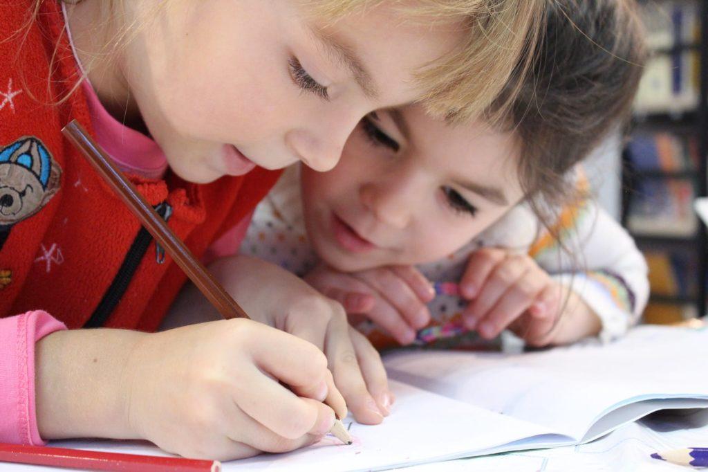 deti učenie